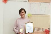 """Konkurso """"Sveikiausias pedagogas 2020"""" nominantė  - Reda Bubliauskienė"""