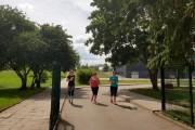 Virtualus Olimpinės mylios bėgimas